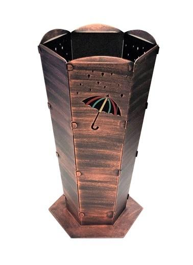 Alla Turca Metal Şemsiyelik Bakır